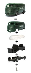 Realtoy - Volkswagen T2 Van