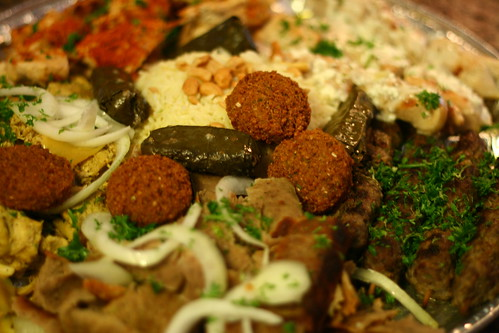 Sheik's Dinner