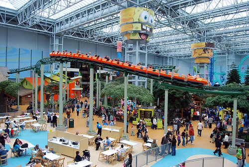 11-Food Court Roller Coaster