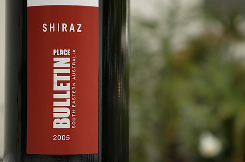 2005 Bulletin Place Shiraz