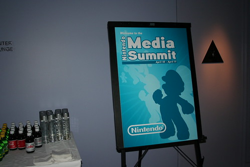 Nintendo Media Summit