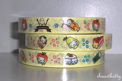 nyanko deco tape (iheartkitty) Tags: cute japan cat japanese tape kawaii sanx nyanko decotape iheartkitty