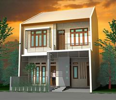 Konstruksi Rumah Tinggal Pondok Bambu by Indograha Arsitama Desain & Build