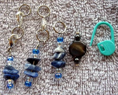 stitch marker prototypes