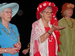 Raging Grannies at You Tube taping (debdivya) Tags: smile peace tucson hats az mothers lovepeace aging gusto raginggrannies endwar arizonawonders allpeople lighthearted youngatheart protestportraits aiaglobalcitizens