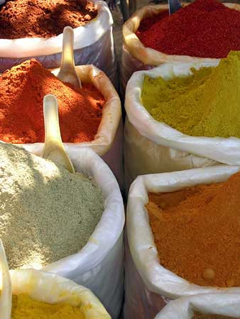 A Goa Market