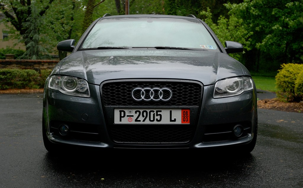 Post Your Euro Plate Setup