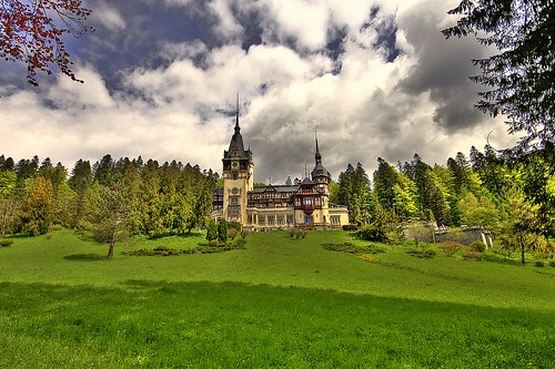 Castelu Peles, Sinaia, Romania