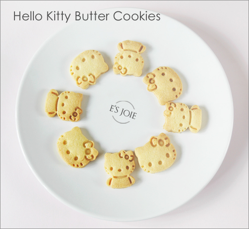 Hello Kitty Butter Cookies