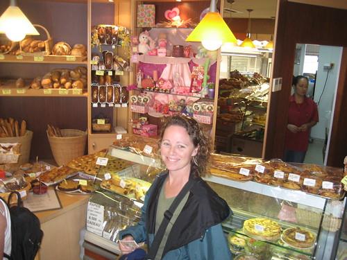 pastry shop Noumea