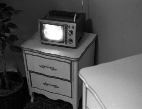 Color TV in Black And White