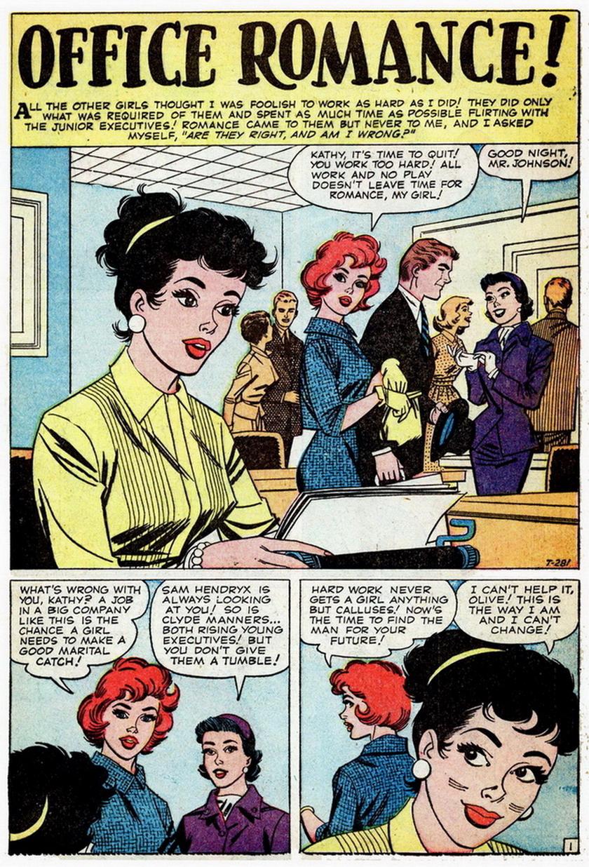 Office Romance, Page 1 JPG