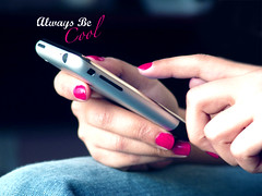 iphone (@ifatma.) Tags: pink hot girl mac women hand nail plush jeans nailpolish iphone alwaysbecool