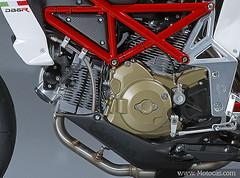 motor da Bimota DB6R