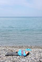 day 73 - beachboy KK (photos4dreams) Tags: italy italien calabrien calabria sea holiday beach fun italia bellaitalia kk lkk littlekingkhan bollywoodlegendsdolls doll srk shahrukh bollywood dollywood miniature actor star hero photos4dreams p4d photos4dreamz 365days toy toys tabletopphotography diorama scenes 16