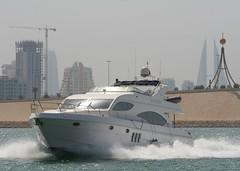 Bahraini yacht   (EBRAHIM JAFFAR) Tags: yacht bahraini