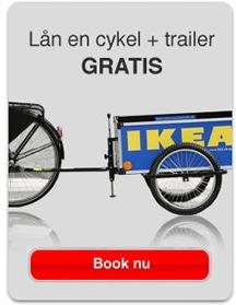 Велосипед от IKEA