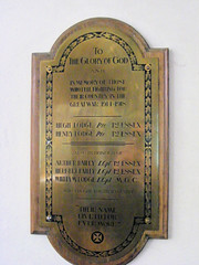 Berners Roding Church WW1 Memorial plaque (PaulHP) Tags: abandoned church worldwarone standrews ww1 1914 1915 warmemorial greatwar essex firstworldwar hamlet worldwar allsaints 1917 1918 worldwar1 1916 standrewschurch abandonedchurch allsaintschurch 1stworldwar historicbuilding parishchurch thegreatwar 19141918 stchristophers englishchurch 2237 essexregiment machineguncorps willingale bernersroding englandchurch stchristopherschurch dacrecottage williamlodge henrylodge oldenglishchurch essexchurch therodings ukniwm willingaledoe stchristopherswillingale willingalechurch willingalespain standrewswillingale hughlodge arthurbailey herbertbailey allsaintschurchbernersroding allsaintsbernersroding bernersrodingchurch allsaintsbernerroding standrewschurchwillingale barnishroding stchristopherschurchwillingale willingaleschurches
