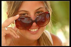 Carolina (my sister) (ErniePhoto) Tags: lens israel sister carolina d100 michi lentes ernesto portrate jorysz ernestojorysz