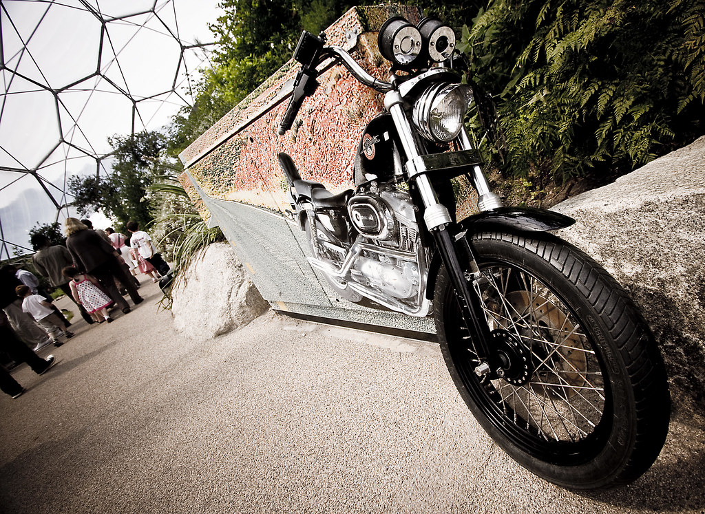 Motorcycle Illusion