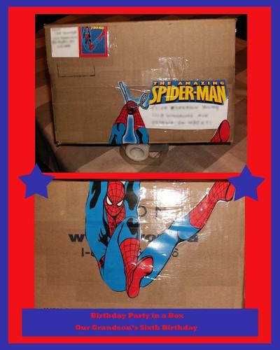 Ty's Birthday Box