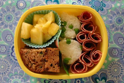 Preschooler Bento #42: July 15, 2008