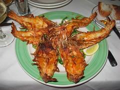 Spanish Tavern: Langostinos