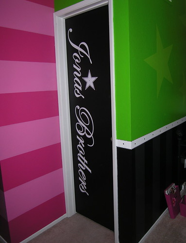 jonas brothers room