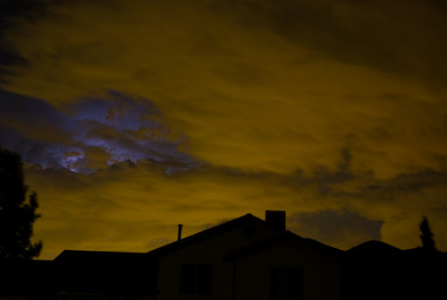 Midnight Storm - backlight