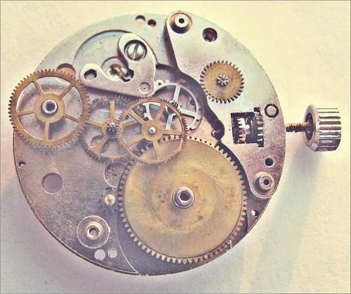 Часы - машина времени