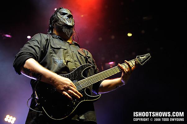 Slipknot @ Mayhem Fest