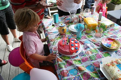 Het verjaardagsfeest aug 2008 (15)