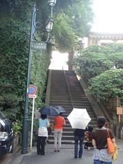 天神石坂(男坂)