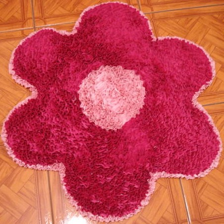 Vliestapete Tapete in pink