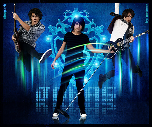 Jonas brothers by netmen..
