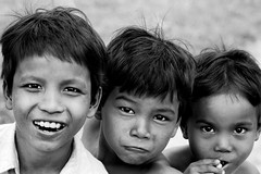 orphans (eb78) Tags: poverty portrait blackandwhite bw monochrome asian blackwhite asia cambodge cambodia kambodscha southeastasia cambodian khmer kep emotion noiretblanc poor orphans grayscale indochine greyscale indochina kampuchea cambogia