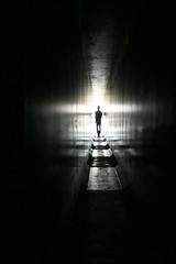 ROAD to HEAVEN (saore:) Tags: art shine cross passage silhoette naoshima ringexcellence