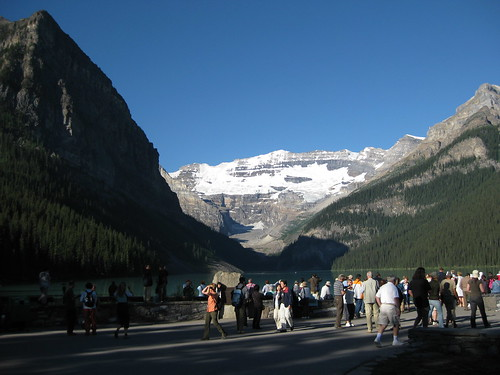 Plain of Six Glaciers Hike, Lake Louise, Alberta, Canada