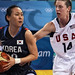Katie Smith - USA Women's Basketball vs Korea