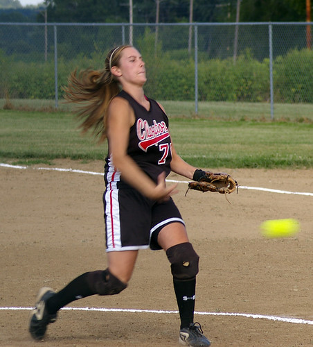 Clopton Lady Hawks vs. Mark Twain Lady Tigers - Softball