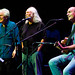 Graham Nash, David Crosby, James Taylor at Etown's DNC Show