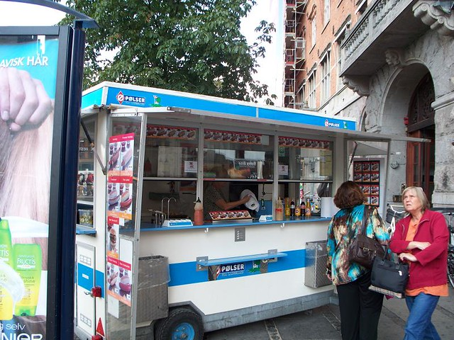 Copenhagen - Hot Dog Anyone...