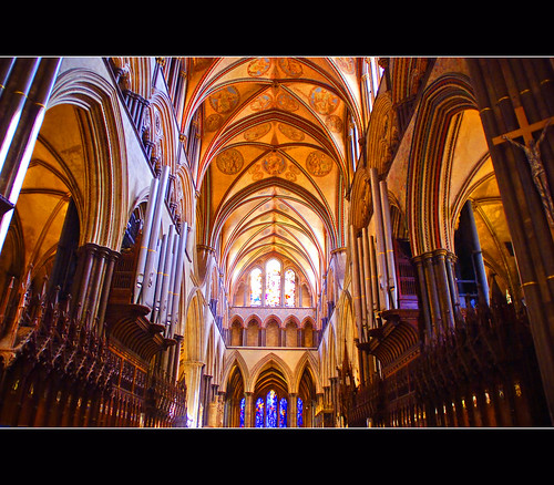 The arches of Salisbury 4