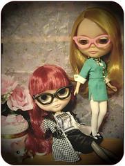 Eda meets Tomoko