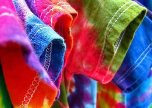 Tie Dye T-Shirts by jtuason.