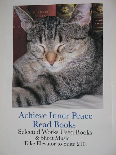 Achieve Inner Peace - Read Books
