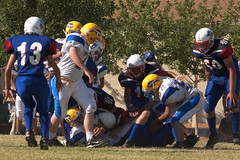 18483 (David~O) Tags: california football highschool ridgecrest ics alpaugh immanuelchristianschool