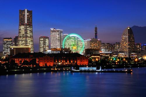 Blue Yokohama por Giovanni88Ant.