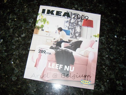 Ikea 2009 ikea] 2009 年新款型錄。 @ 比利時。愛情札誌:: 痞客邦pixnet ::