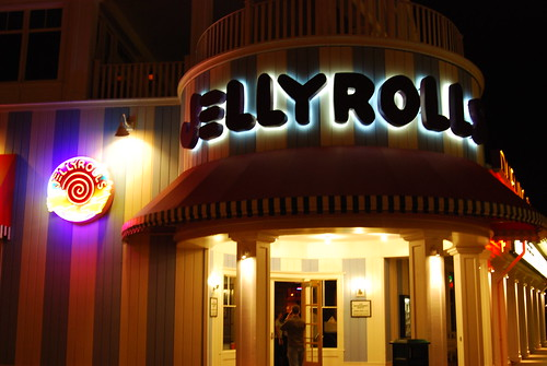 Disney - The Boardwalk - Jellyrolls